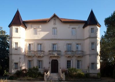 The Château before refurbishment