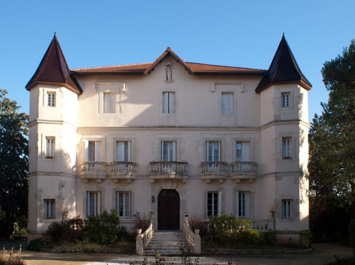 Le Château avant travaux